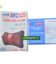 Gối massage hồng ngoại AYOSUN AYS-696E+ thẻ bảo hành