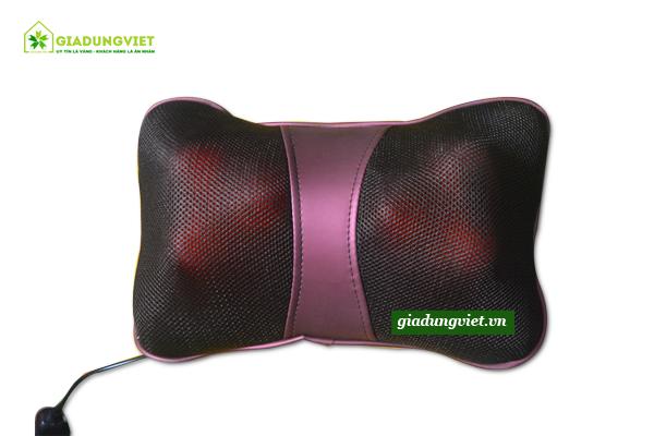 Gối massage hồng ngoại AYOSUN AYS-696E+ tia hồng ngoại