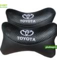 Gối tựa đầu ô tô logo Toyota