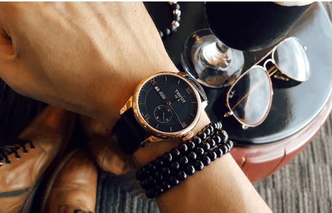 mãn nhãn thiết kế đồng hồ Tissot 1853 đẹp