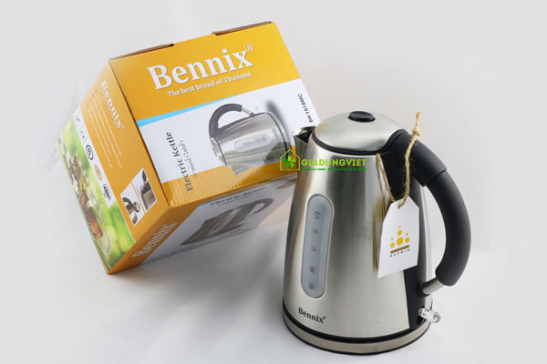 Ấm siêu tốc Bennix BN – 1018MC