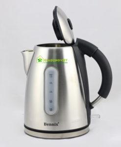 Ấm siêu tốc Bennix BN – 1018MC di chuyển dễ dàng