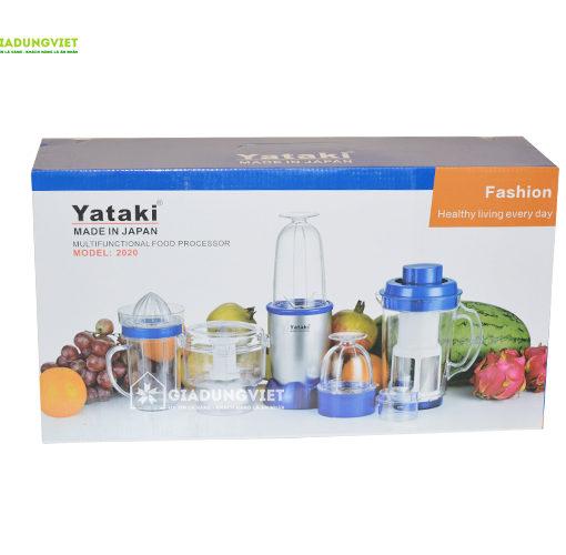 Máy xay sinh tố đa năng Yataki 2020 hộp