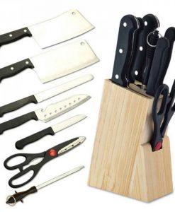 Bộ dao inox 7 món