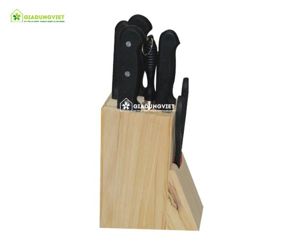 Bộ dao inox 7 món đa năng