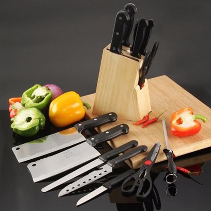 Bộ dao inox 7 món tiện ích