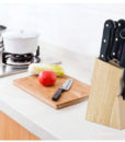Bộ dao inox 7 món trong bếp