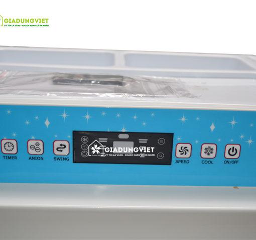 Quạt điều hòa không khí Panasonic GY60 điều chỉnh