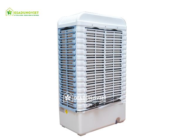 Quạt điều hòa không khí Panasonic GY60 mặt sau