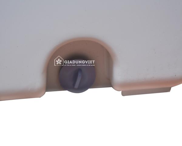 Quạt điều hòa không khí Panasonic GY60 nút xả nước
