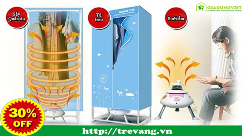 Khả năng sấy khô nhanh, nhiệt ổn định