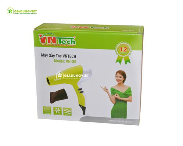 Máy sấy tóc Vntech VN-S6 nhựa cứng