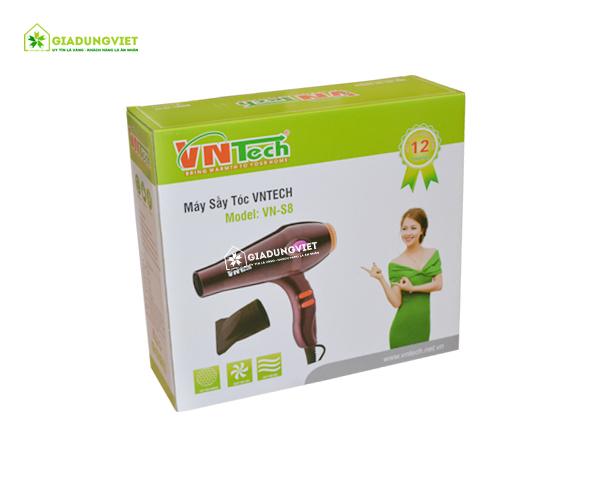 Máy sấy tóc Vntech VN-S8 hộp