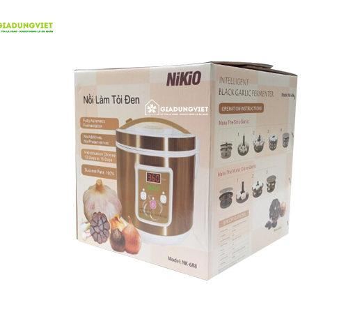 Nồi làm tỏi đen Nikio NK-688 hộp