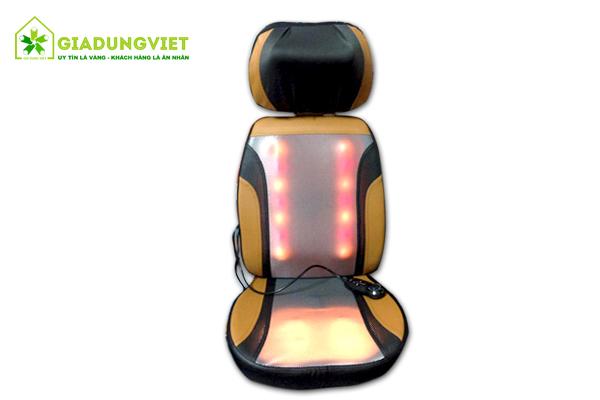 ghế massage toàn thân 2017 nhập khẩu Hàn Quốc 4D