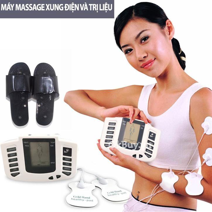 Ưu điểm nổi bật của máy massage trị liệu xung điện