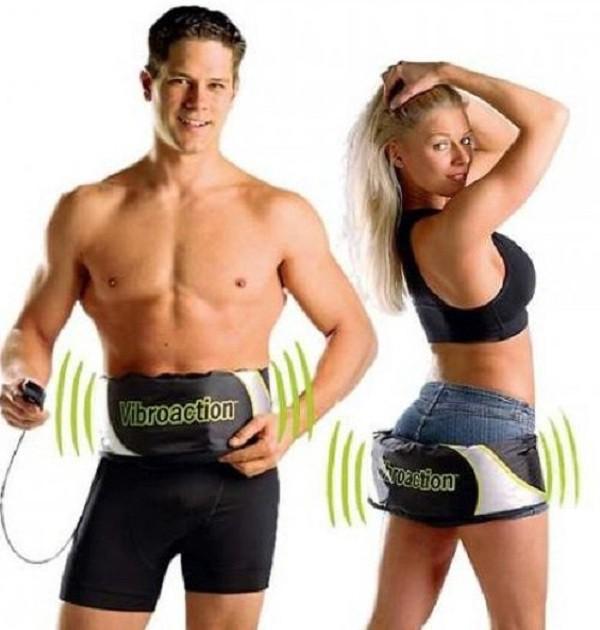 Đai massgae bụng giảm béo