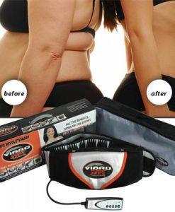 Giảm mỡ bụng dưới hiệu quả Đai massage giảm mỡ bụng Vibro Shape
