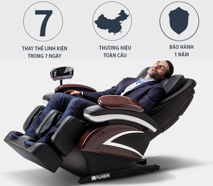 ghế massage toàn thân boss mới nhất