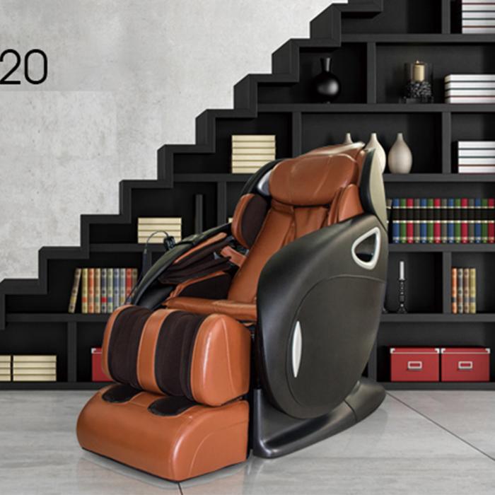 Ghế massage toàn thân Luxury hiện đại