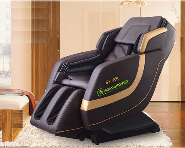 ghế massage toàn thân lazada mới