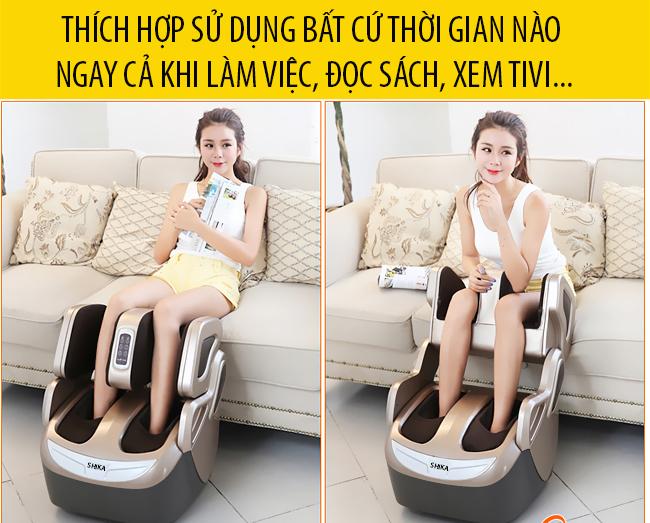 Qúy khách hàng nên cân nhắc việc có nên mua máy massage chân giả rẻ