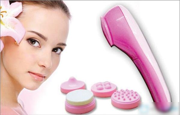 máy massage da mặt cầm tay độc đáo