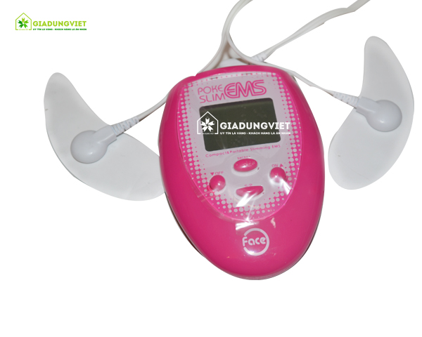 Máy massage mặt cầm tay EMS Poke Slim