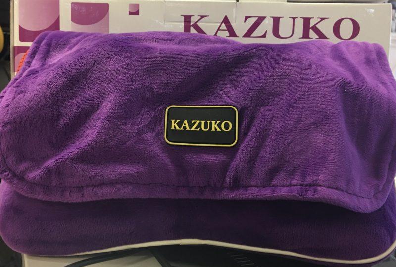 Gối massage kazuko công nghệ 3bi Nhật Bản mới nhất