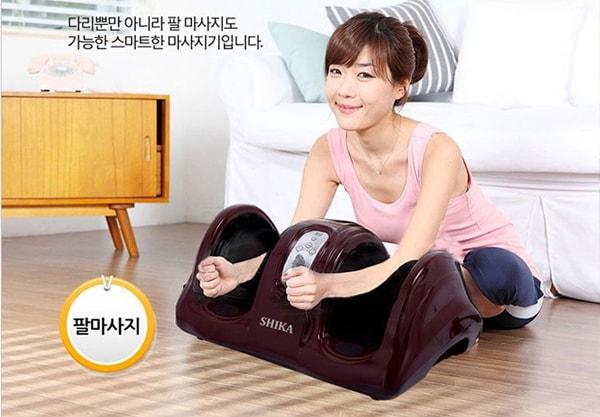 máy massage chân nhật bản độc