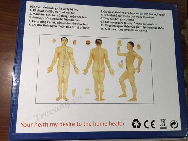 3 lý do bạn nên chọn máy massage trị liệu 8 miếng dán Koshizu