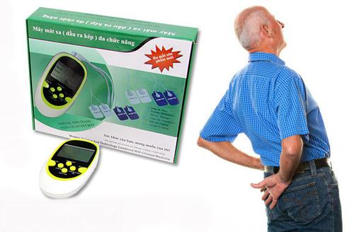 Dòng máy massage trị liệu aukewel nhập khẩu 100% của Đức