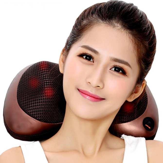 Thiết kế nhiều công dụng của máy massage akita