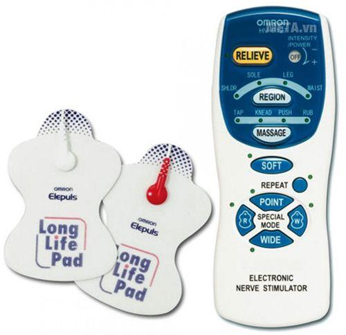 Hiệu quả có một không hai của máy massage trị liệu omron