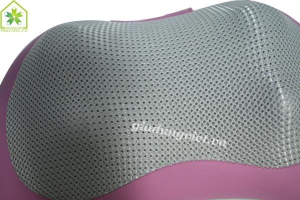 Thiết kế mặt lưới của gối massage malaysia