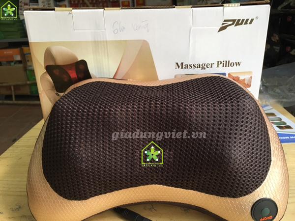 Bộ sạc đi kèm của gối massage gintell