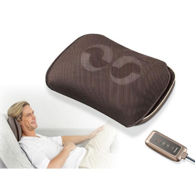Hiệu quả tuyệt vời đến từ gối massage beurer