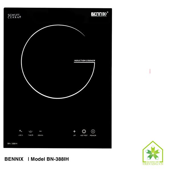 Thiết kế Bếp từ Bennix BN 388IH
