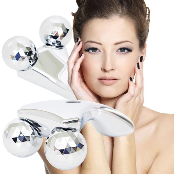 Máy massage da mặt làm sạch da từ sâu bên trong các lỗ chân lông