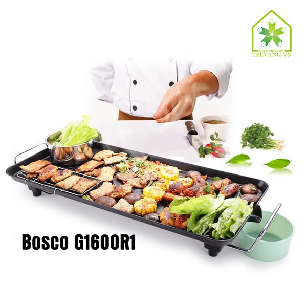 Bếp nướng điện Bosco G1600R1
