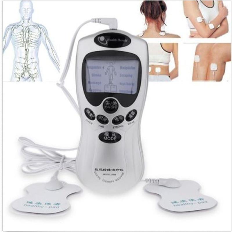 Cân bằng sức khỏe nhờ máy massage xung điện hiện đại