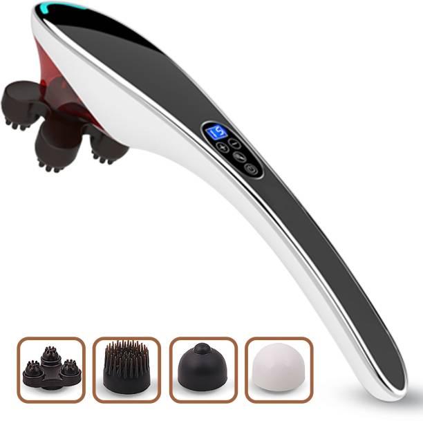 Phản ứng massage của máy massage cầm tay mini với phần lưng