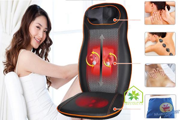 đệm ghế massage đa năng mới nhất