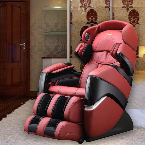 Thư giãn cơ thể mệt mỏi với ghế massage toàn thân