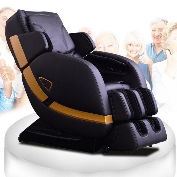 Cơ thể không còn đau nhức với ghế massage toàn thân hiện đại