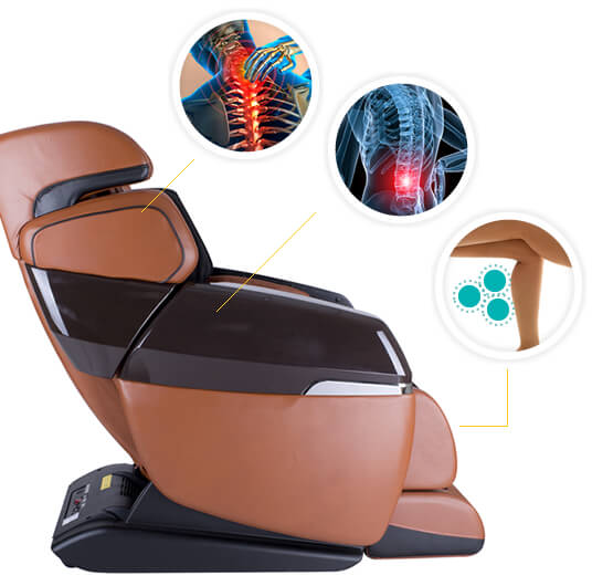 ghế massage toàn thân boss hiện đại nhất