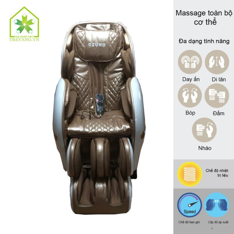 Ghế massage cao cấp 9D