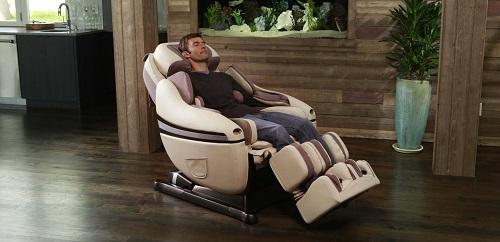 Những ưu điểm vượt trội của ghế massage toàn thân
