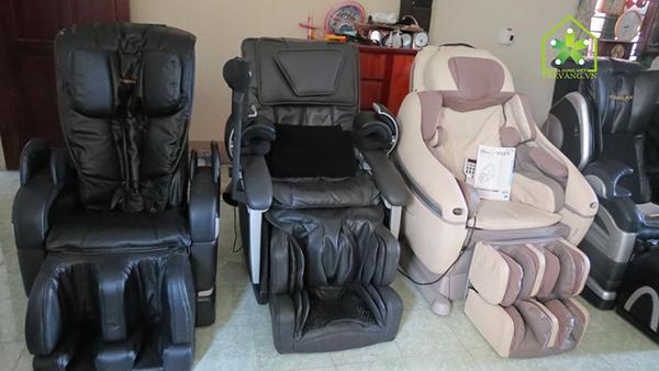 Ghế massage toàn thân cũ