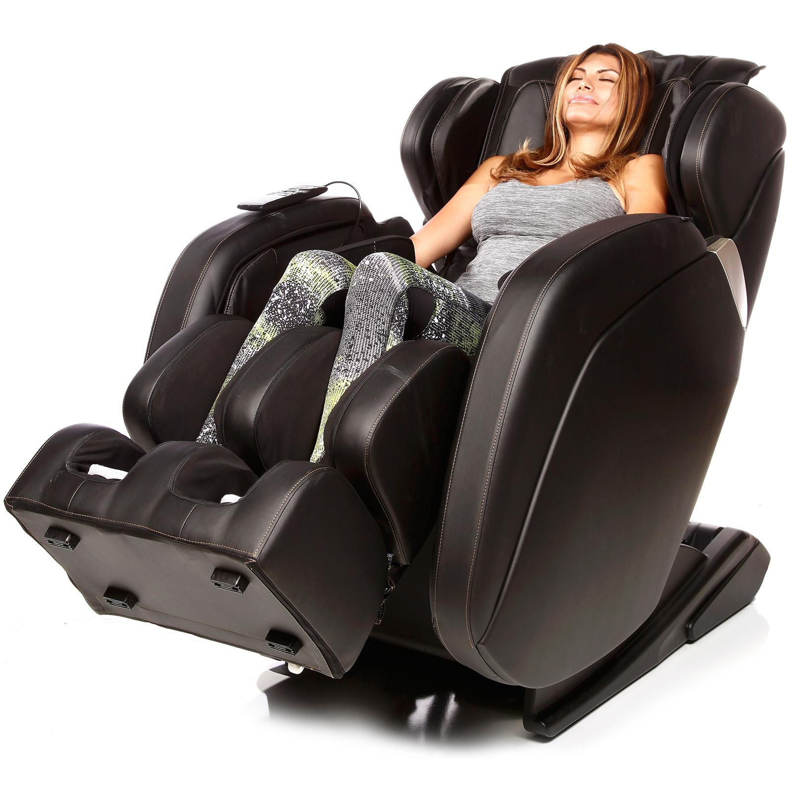 Ghế massage toàn thân dr care có công nghệ cảm biến 3D không?